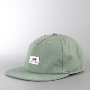 Vans Helms Unstructured Snapback Hat
